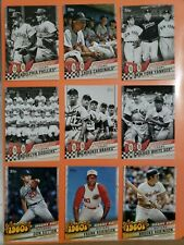 2020 Topps SERIES 2 Decades Best You U Pick You Card Complete Your Set