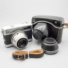 Carl Zeiss Jena Werra 1E + Tessar 50mm f/2.8 - Tested/Fully Working - Super