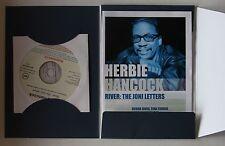 Herbie Hancock RIVER THE JONI LETTERS GER Press-Kit Inc. CD 2007 Leonard Cohen