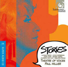 Theatre of Voices : Stories CD (2011) ***NEW***