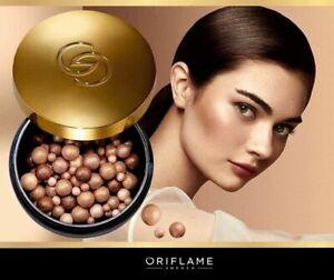 Giordani Gold Highlighting Pearls Frozen Beige by Oriflame, 25g BNIB