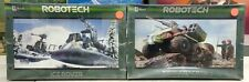 Robotech Vintage Revell Model kits Terr Attacker&Ics Rover Scale1/48 Dated 1984