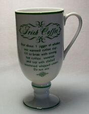 Vintage Irish Coffee Mug St Patricks Day REDUCED!