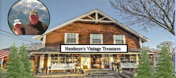 Hawkeye's Vintage Treasures & More