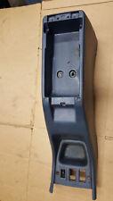 1990-1995 Toyota 4Runner SR5 Blue Center Console Arm Rest Coin Storage