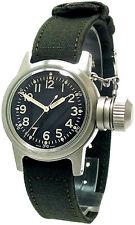 ZENO Navy Military Diver Handaufzug ETA Ref. Nr. F16155