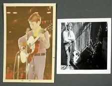 Lost In Space Snapshot Lot-Billy Mumy With Guitar-1967/1970s-Bnza