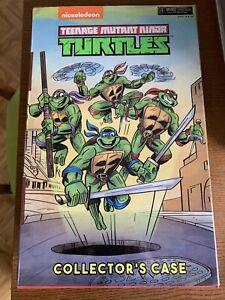SDCC 2017 TMNT Teenage mutant Ninja Turtles NECA Tortues Ninja