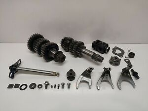 Complete OEM Transmission Assy. *NICE! 10-13 YZF450 YZ450 Gearbox \ Gear Set