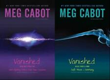 VANISHED Series Meg Cabot BOOKS 1-4 IN 2 PAPERBACK VOLUMES 1-800-Where-R-You