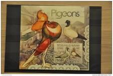 H 262 ++ REP. BURUNDI 2012 VOGELS BIRDS DUIF PIGEON POSTFRIS MNH **