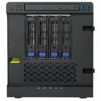 In Win Mini 4 Bay Server Tower - Secc - 7 X Bay - 0 - Mini Itx Motherboard