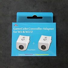 GC Gamecube Controller Gamepad Converter Adapter for Wii , U to Mayflash  X 2pcs