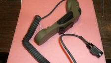 NEW 1PC H-739TAD CONT HANDSET Radio Receiver H-739-B + CONN 5-PIN MIL SPEC