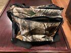 Realtree hardwoods Camo hunting/hiking bag with shoulder strap co-ed