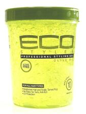ECO OLIVE OIL STYLING GEL #10 MAX HOLD 32 oz.