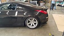 Fits Nissan 2003-07 350z Duck Tail Urethane Spoiler Wing