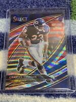 2019 Select Football Charles Tillman Field Level Tri-Color PRIZM #88/99
