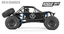 Axial RR10 Bomber Body Graphic Wrap Skin- Zombie Response Vehicle