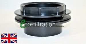 """4""""/110MM THREADED TANK CONNECTOR KOI FISH PUMP FILTER PIPE FITTING"""