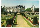 chenonceaux le chateau ,a droite la tour des marques,vus du jardin de diane