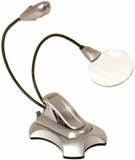 LED Craft Light & Magnifier Vusion from Mighty Bright #61032 - Silver