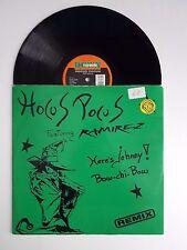LP 2> Disco Vinile 12'' Here's Johnny-Bow Chi Bow Hocus Pocus Remix DTR 1064