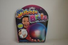 Toy Tiny Wubble Inflatable Ball BRITE color Changes With Light