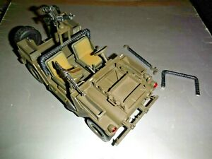 21st Century Toy 1/18 Vietnam Jeep for custom - ideal for Marauder guys
