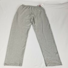 Champion Mens Pants Size XL Gray Activewear Running Work Out