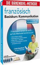 Birkenbihl-Französisch Basiskurs Kommunikation 4 CD,s+Book Neu+in Folie