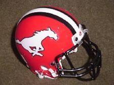 Calgary Stampeders 1989-95 Throwback Cfl Mini Football Helmet