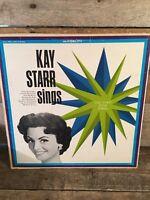 KAY STARR Sings LP Record Album Vinyl