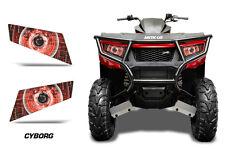 AMR Racing Arctic Cat Alterra 400/450 Headlight Graphics Eye Sticker Decals CY R