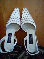 Unbranded Low Heel (0.5-1.5 in.) Bridal Shoes