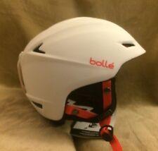 Bolle 30645 Sharp White Snowboard/Ski Snocross Snowmobile Helmet 61-63cm ✔NEW✔