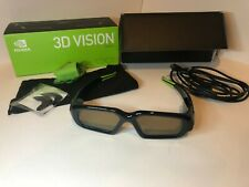 NVidia 3D Vision Wireless Glasses 942-10701-0101-002, 3D Blu-Ray Movie 3D Gaming