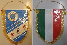 Collezionismo Sport Calcio Vintage '80 Gagliardetto Originale Ufficiale - NAPOLI