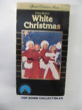 White Christmas  Bing Crosby, Danny Kaye, Collector  Series  VHS Movie