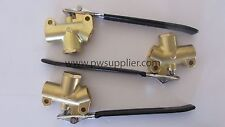Carpet Cleaning Truck Mount 1200PSI KINGSTON ANGLED VALVE 3 pack AW29 wand Amtex