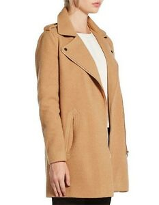 Cooper St Stirling Brown Coat (Size 8) (Brand New With Tags)
