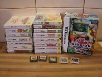 DS & 3DS Games Pokemopn, Goosebumps, Spectrobes, Diddy Kong Racing, U Pick 1