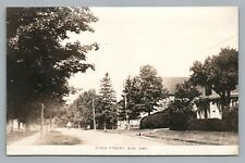 Piper Street AYR Ontario RPPC Real Photo—North Dumfries—Waterloo 1910s
