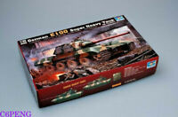 Trumpeter 00384 1/35 German E-100 Super Heavy Tank Hot