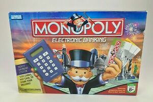Monopoly Electronic Banking Replacement Parts Pieces Tokens Credit Cards Deeds