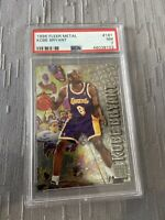 Kobe Bryant 1996-97 Fleer Metal Rookie #181 PSA 7 Lakers GOAT 🐐🔥Iconic