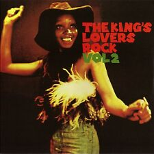 THE KING'S LOVERS ROCK REGGAE MIX CD VOL 2