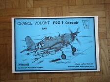 Maquette résine Supercorsair F2G1 1/48