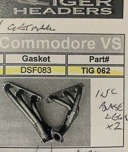HOLDEN COMMODORE VS, 1995-1997, 3.8L V6 EXTRACTORS