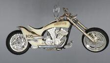 Custom Christmas Ornament Harley Davidson Police Motorcycle Bike